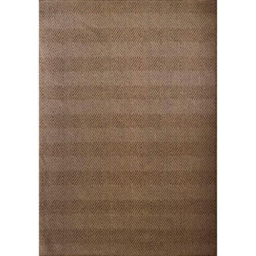 Ковер SL Carpet Cord светло-коричневого цвета 160x230см, фото