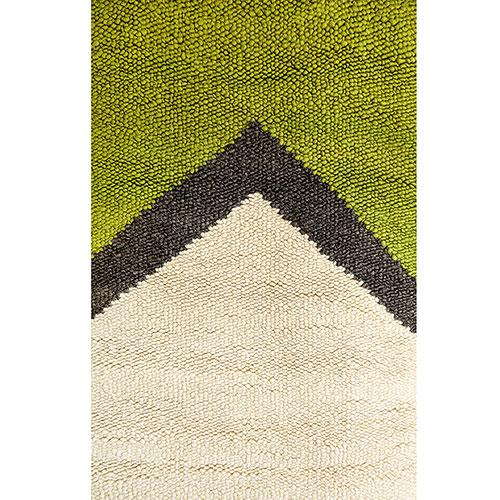 Ковер из шерсти Ґушка прямоугольной формы 120х177см, фото