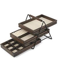Шкатулка-органайзер для украшений Umbra Terrace, фото