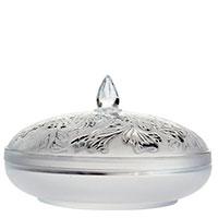 Шкатулка Lalique Magnolia хрустальная, фото
