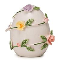 Декоративная шкатулка-яйцо Palais Royal Розы, фото