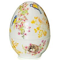 Большая шкатулка в виде яйца Palais Royal Nature and Life, фото