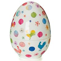 Шкатулка-яйцо декоративное Palais Royal Cock-a-doodle-doo, фото