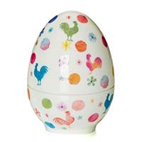 Маленькая шкатулка-яйцо Palais Royal Cock-a-doodle-doo, фото