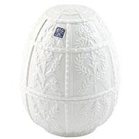 Белая шкатулка Palais Royal в виде яйца, фото