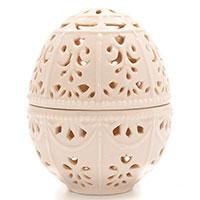 Керамическая ажурная шкатулка Palais Royal Яйцо, фото