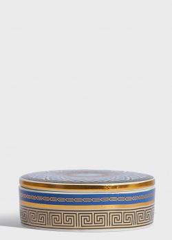 Шкатулка для украшений Baci Milano 5th Avenue 12см круглой формы, фото