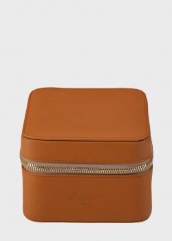 Футляр для хранения часов Rapport Hyde Park коричневого цвета, фото