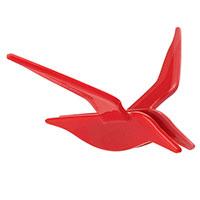 Набор держателей для украшений Monkey Business Fly By красный, фото