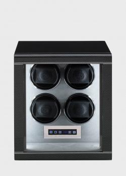 Шкатулка для подзавода и хранения часов Rapport Formula на 4 единицы, фото