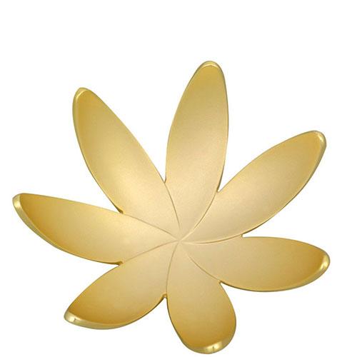 Подставка для украшений Umbra Магнолия золотистого цвета, фото