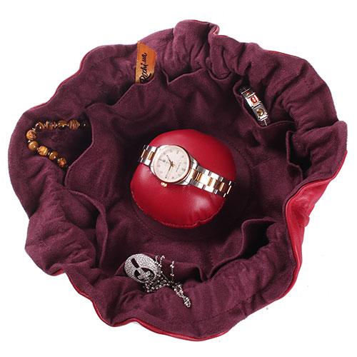 Несессер для часов и ювелирных украшений Rapport в виде мешочка, фото