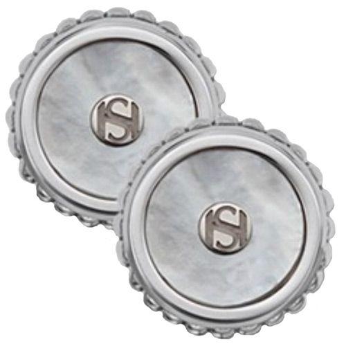 Запонки Saint Honore Cufflink C53 1Y стальные, фото
