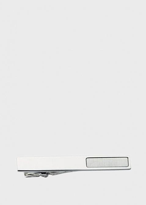 Зажим для галстука S.T.Dupont Silver Plated, фото