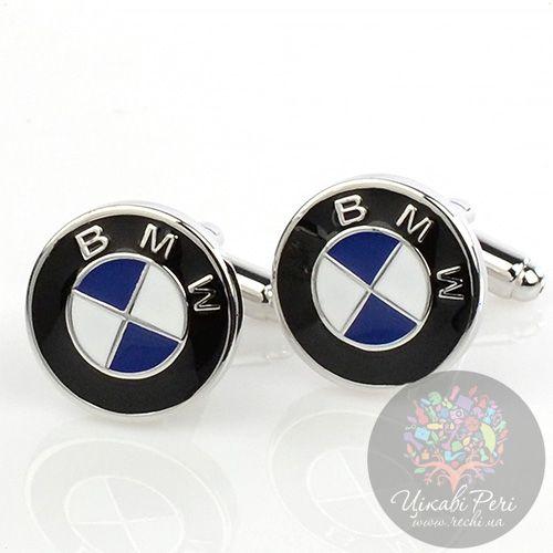 Запонки Интересные запонки BMW, фото