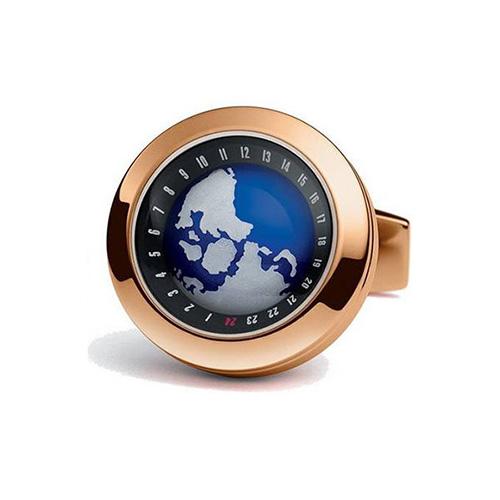 Запонки TF Est. 1968 Globe Gold, фото