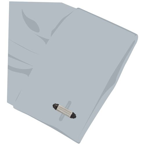 Запонки Colibri Targa c черным ониксом, фото