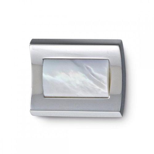 Запонки Dalvey Mariner с перламутром, фото