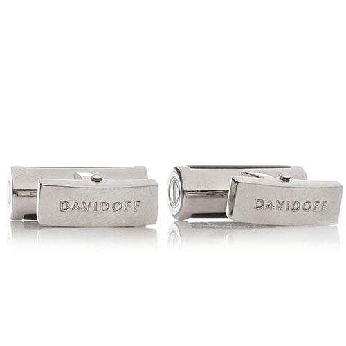 Запонки Davidoff продолговатой формы, фото