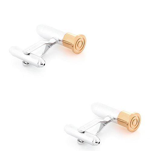 Запонки Jewels в виде патронов, фото