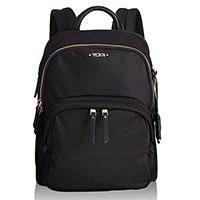 Текстильный рюкзак Tumi Voyageur черного цвета, фото
