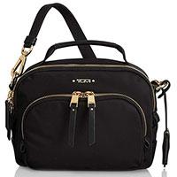 Маленькая сумка Tumi Voyageur черного цвета, фото