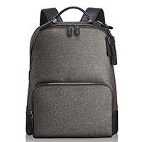 Серый рюкзак Tumi Stanton Gail с отделением для ноутбука, фото