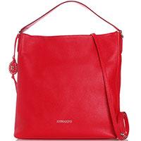 Красная сумка Ermanno Ermanno Scervino Emily прямоугольной формы, фото