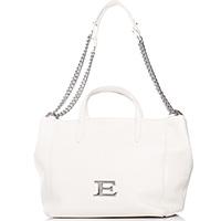 Белая сумка Ermanno Ermanno Scervino Elisa с двойными ручками, фото