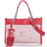 Женская сумка Ermanno Ermanno Scervino Esmeralda двухцветная, фото