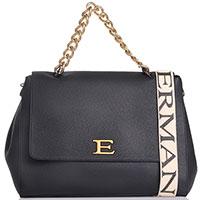 Сумка Ermanno Ermanno Scervino New Eba черного цвета, фото