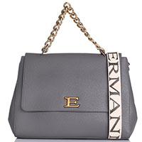 Большая сумка Ermanno Ermanno Scervino New Eba со съемным ремнем, фото