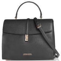 Деловая сумка Ermanno Ermanno Scervino Gianna черного цвета, фото
