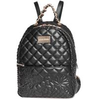 Женский рюкзак Ermanno Ermanno Scervino Giselle черного цвета, фото
