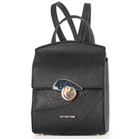 Женский рюкзак Cromia Caribe черного цвета, фото