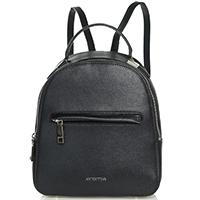 Маленький рюкзак Cromia Akua черного цвета, фото