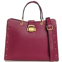 Женская сумка Cromia Ginger из мелкозернистой кожи, фото