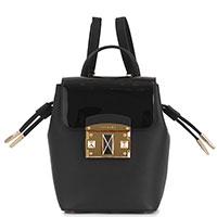 Рюкзак Cromia It Colored черного цвета, фото