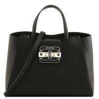 Деловая сумка Cromia черного цвета, фото