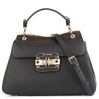Черная сумка Cromia Blush со съемным ремнем, фото