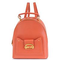 Женский рюкзак Cromia Kiki оранжевого цвета, фото
