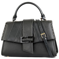 Сумка-портфель Cromia Stripe черного цвета, фото