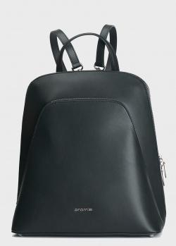 Черный рюкзак Cromia Perla из гладкой кожи, фото