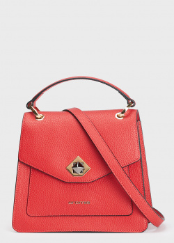 Маленькая сумка Cromia Mina с карманом под клапаном, фото