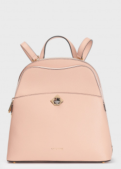 Нюдовый рюкзак Cromia Minaс металлическим декором, фото