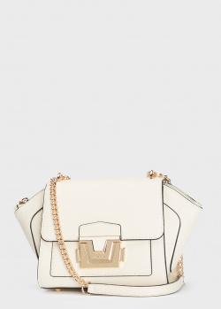 Маленькая сумка Cromia Erica бежевого цвета, фото