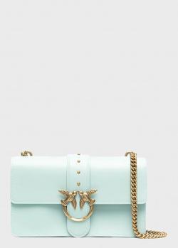 Маленькая сумка Pinko Love Classic Icon Simply с фурнитурой Love Birds, фото