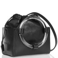 Сумка кросс-боди черного цвета, фото