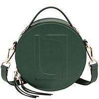 Круглая сумка Laurel с тиснением логотипа, фото