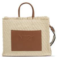 Плетеная сумка N21 из джута, фото